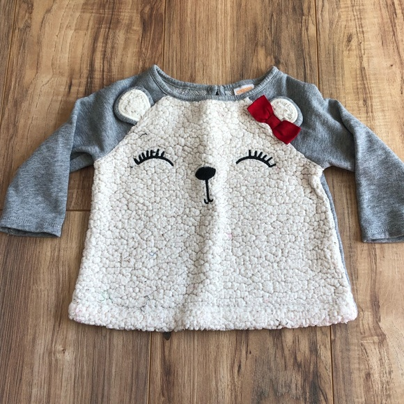 Gymboree Other - Bear Sweater/sweatshirt